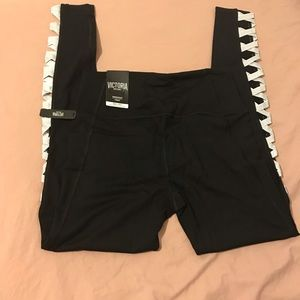 Victoria's Secret Pants & Jumpsuits - Knockout by Victoria Sport Crisscross Tight Size S